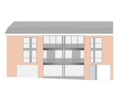 Anteproyecto de edificio de Viviendas en Pozuelo de Alarcón