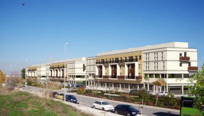 Concurso de viviendas en Fuenlabrada